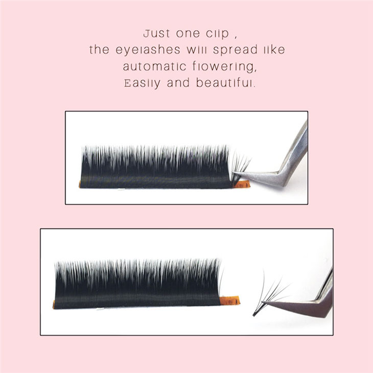 One Second Blooming Volume Eyelash